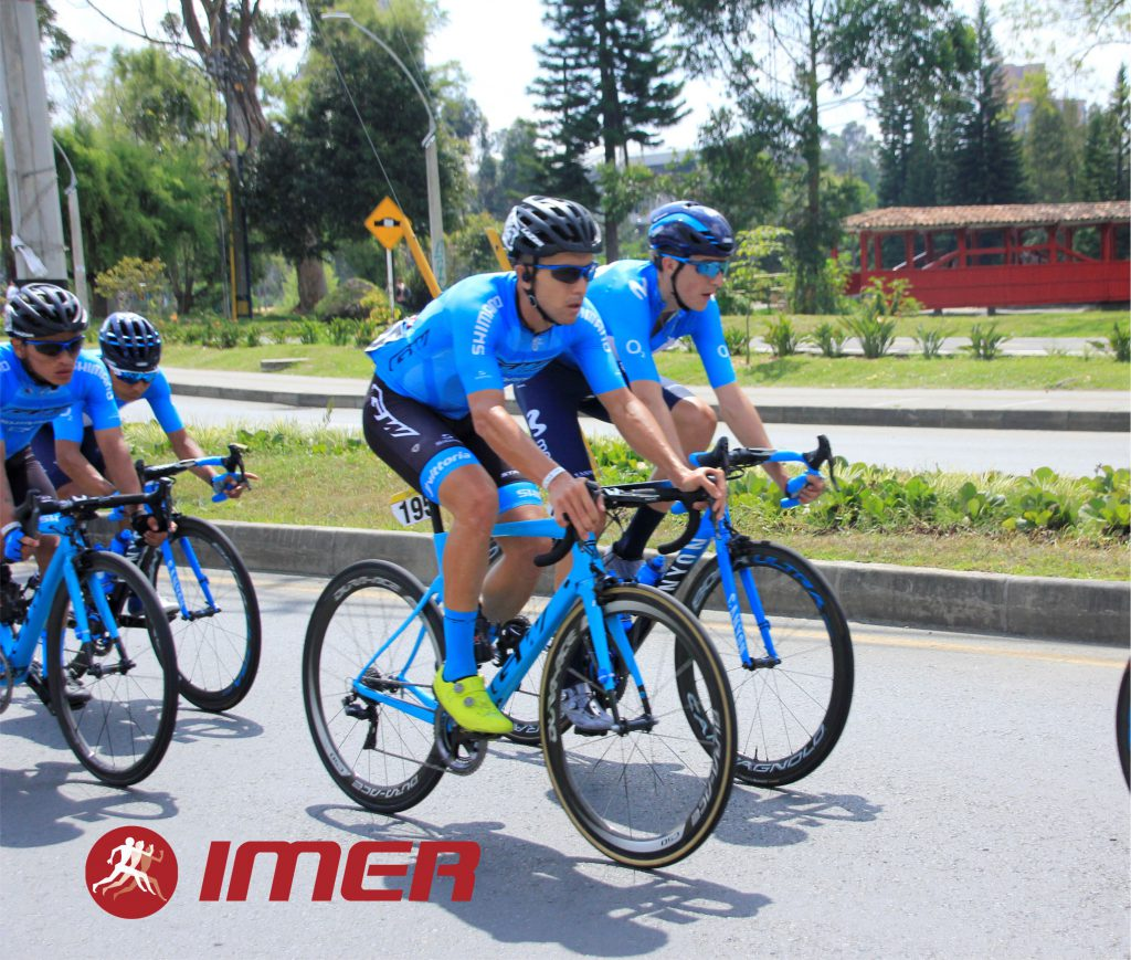 EL TOUR COLOMBIA 2.1 RECORRE RIONEGRO